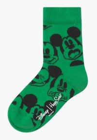 Happy Socks - DISNEY MICKEY 2 PACK - Socks - green/purple - 1