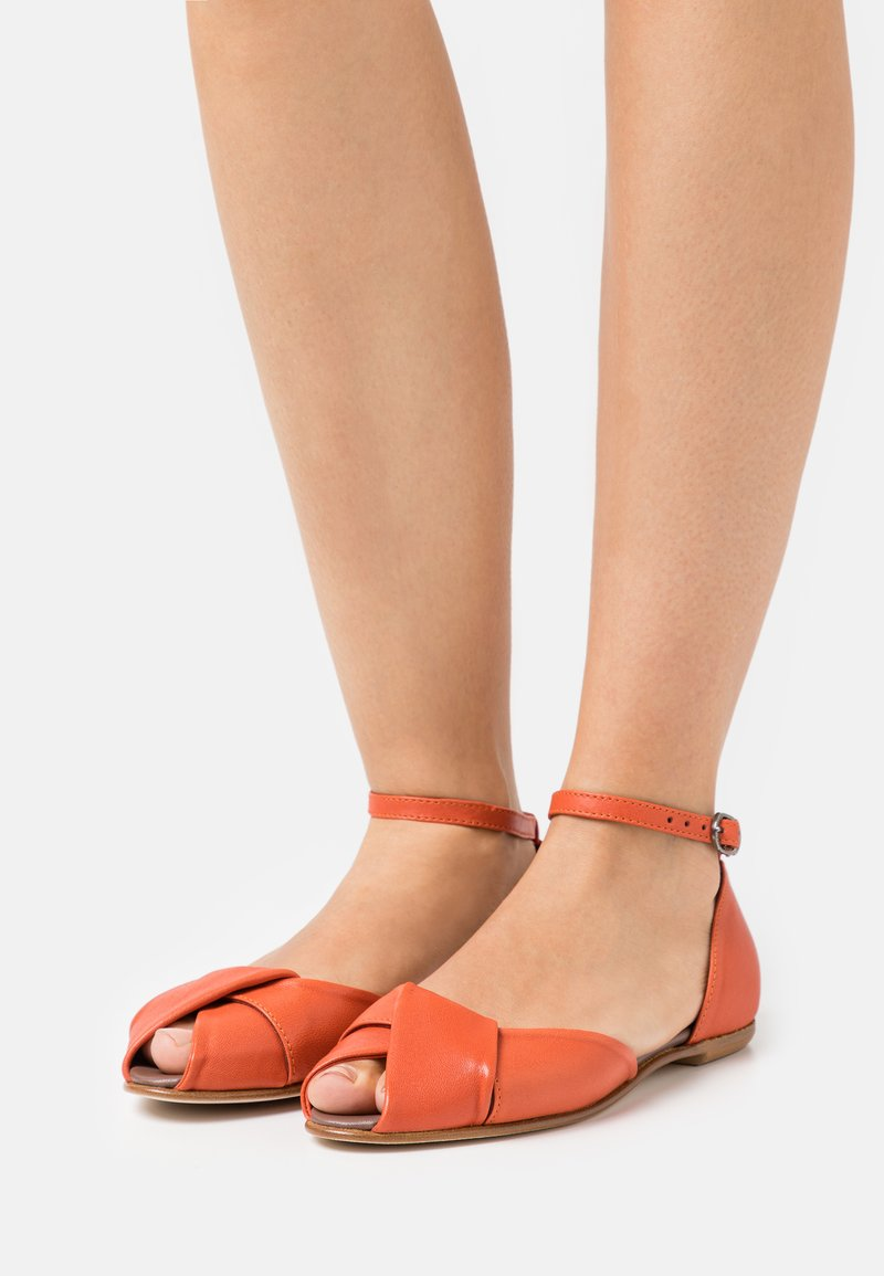 lilimill - Sandals - coral
