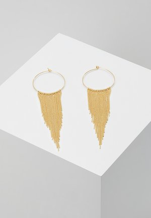 EARRINGS FRIGG - Ohrringe - gold-coloured