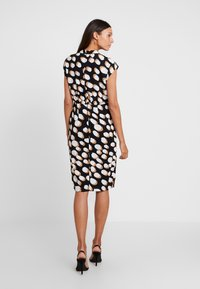Great Plains London - MARGOT SPOT - Day dress - black/amaretto - 3