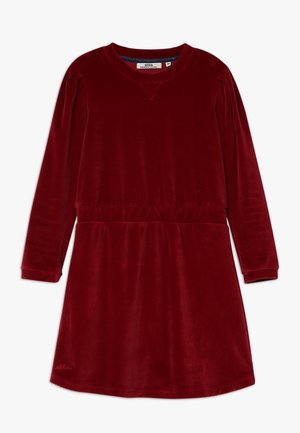 JALENA DRESS - Day dress - cherry red