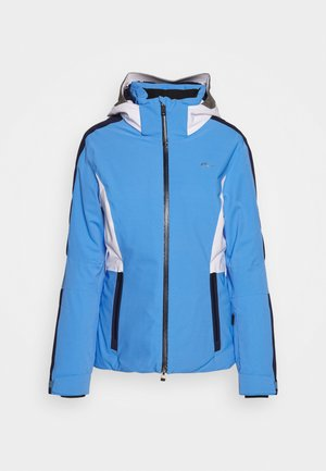 WOMEN FORMULA - Ski jacket - peri blue