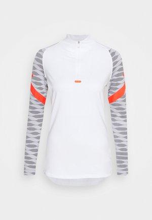 STRIKE21 - Sports shirt - white/black/bright crimson