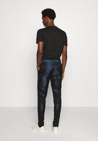 Topman - PARIS  - Kalhoty - dark blue - 2