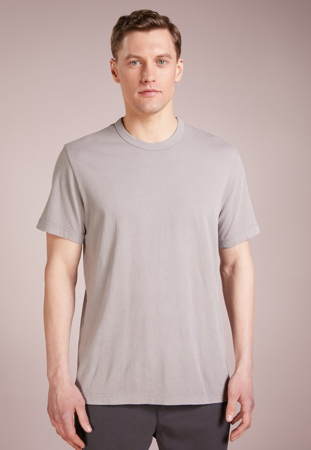 CREW - Basic T-shirt - grey