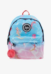 Hype - BACKPACK MERMAID - Mochila - blue/pink - 1