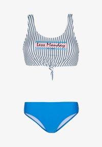 Protest - WAFFLE - BIKINI - Bikini bottoms - fiji - 4