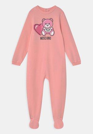 BABYGROW ADDITION - Sleep suit - sugar rose
