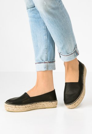 CLASSIC - Loafers - noir
