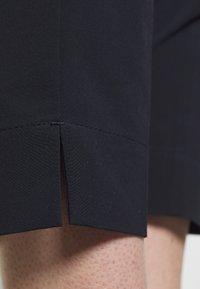 Daily Sports - SENCE HIGH WATER - Spodnie materiałowe - navy - 5