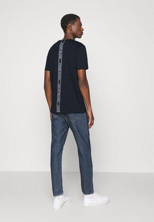 ADRIN - T-shirt print - navy