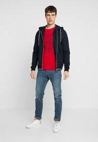 Tiffosi - DRAKE - Zip-up hoodie - blue - 1