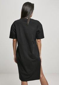 Urban Classics - Denní šaty - schwarz - 2