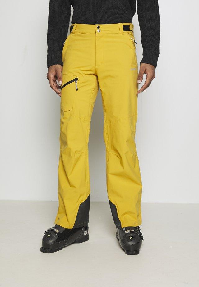 CHATOM - Pantalon de ski - fudge