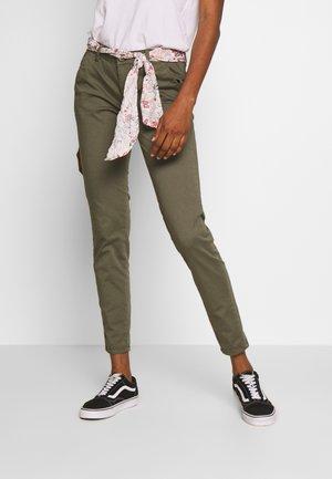 LIDY - Trousers - lizard