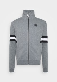 SIKSILK - LUXE ZIP THROUGH FUNNEL NECK - Sudadera con cremallera - grey - 3