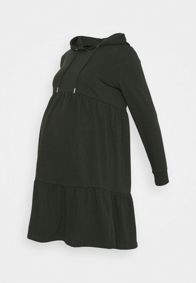 MLJOANNE SHORT DRESS - Jersey dress - rosin