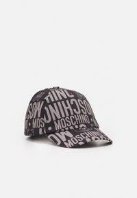 MOSCHINO - HAT UNISEX - Cap - black - 0