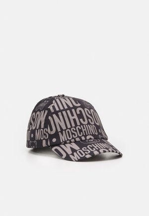 HAT UNISEX - Cap - black