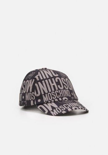 HAT UNISEX - Cap - black