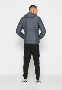 adidas Performance - VARILITE SOFT HOODED - Dunjakker - carbon - 2