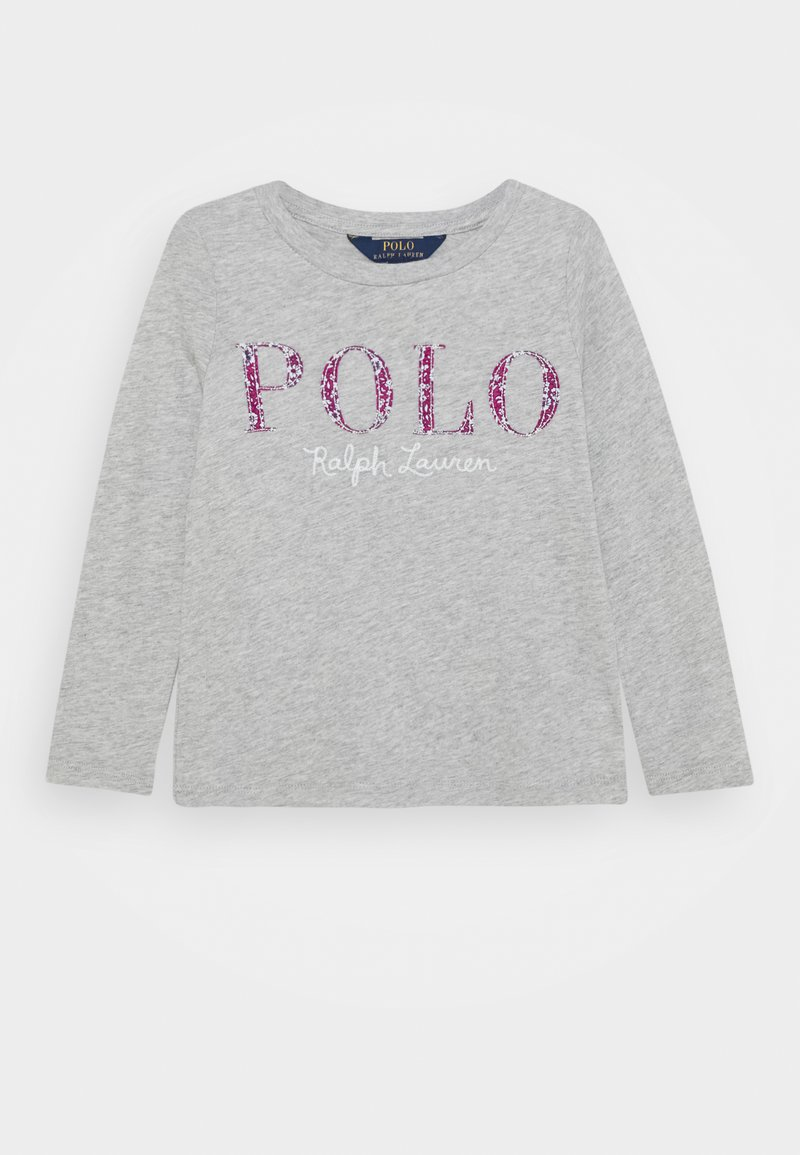 Polo Ralph Lauren - Long sleeved top - spring heather