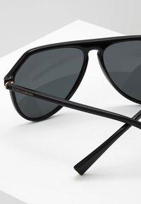 Dolce&Gabbana - Lunettes de soleil - black/grey - 4