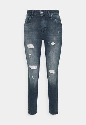 ONLBLUSH  - Skinny džíny - special blue grey denim