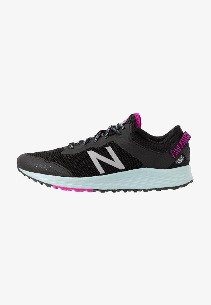 New Balance - FRESH FOAM TRAIL ARISHI GTX - Trail running shoes - black