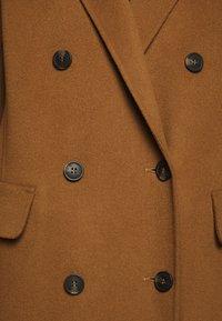 WEEKEND MaxMara - TORBOLE - Classic coat - karamell - 8