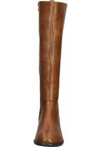SPM Shoes & Boots - Laarzen - cognac leather - 6