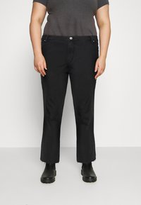 Cotton On Curve - ORIGINAL SIENNA - Slim fit jeans - midnight black - 0