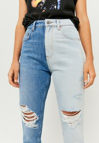TALLY WEiJL - Jeans Slim Fit - blue denim - 3