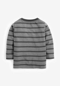 Next - TIGER APPLIQUÉ  - Long sleeved top - grey - 1
