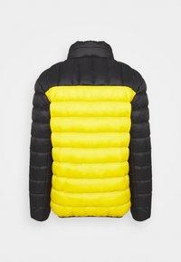 PARELLEX - HYPER JACKET - Light jacket - black/ mustard - 7