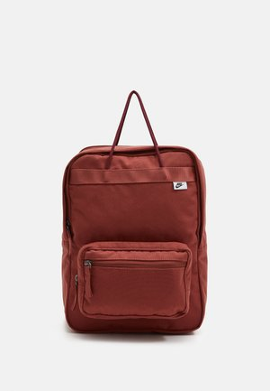 TANJUN UNISEX - Mochila - claystone red/claystone red/black
