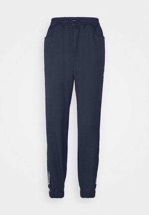 JOGGER TAPE RELAXED - Pantaloni sportivi - twilight navy