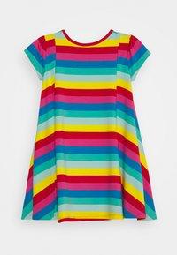 Frugi - ELODIE TWIRLY DRESS - Jerseyjurk - flamingo - 1
