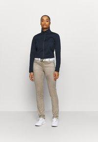 Daily Sports - PACE PANTS - Trousers - hazel - 1