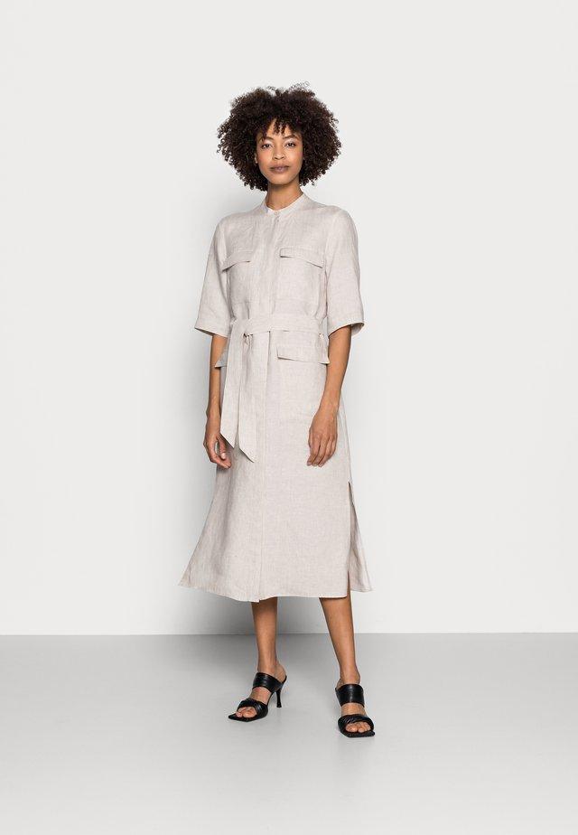 DRESS - Korte jurk - off-white