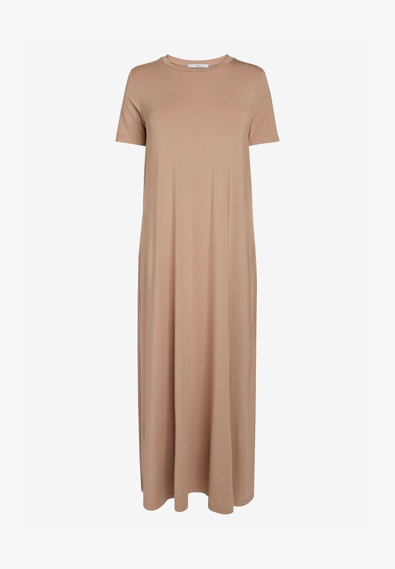 Next - COLUMN  - Maxi dress - light brown