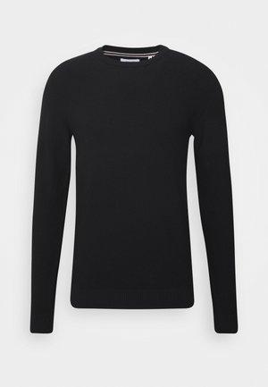 JJEAARON  - Sweter - black