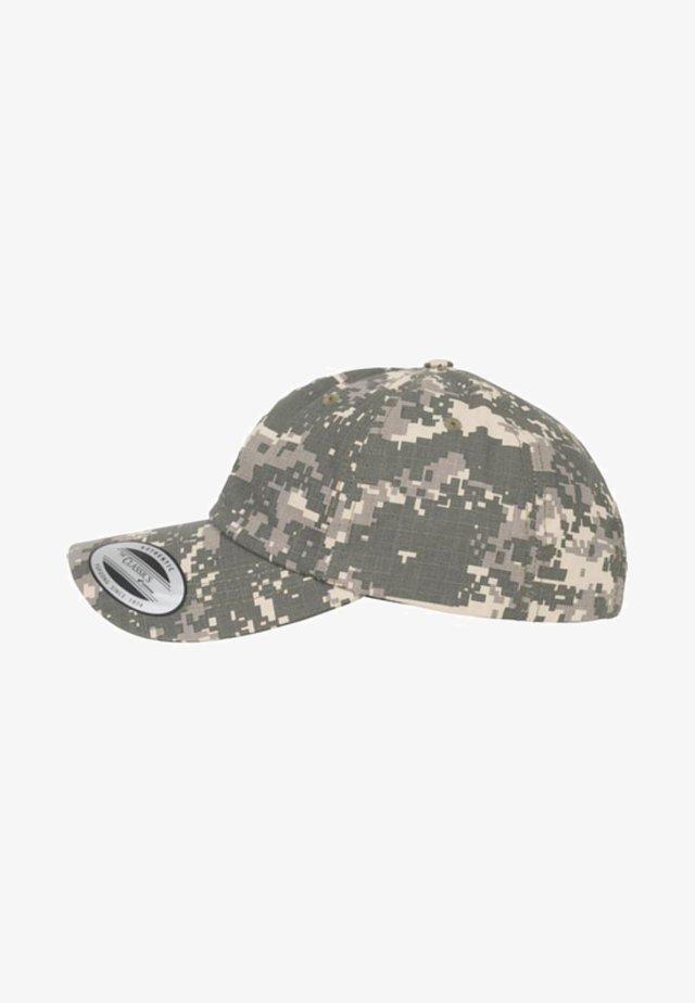 Caps - green