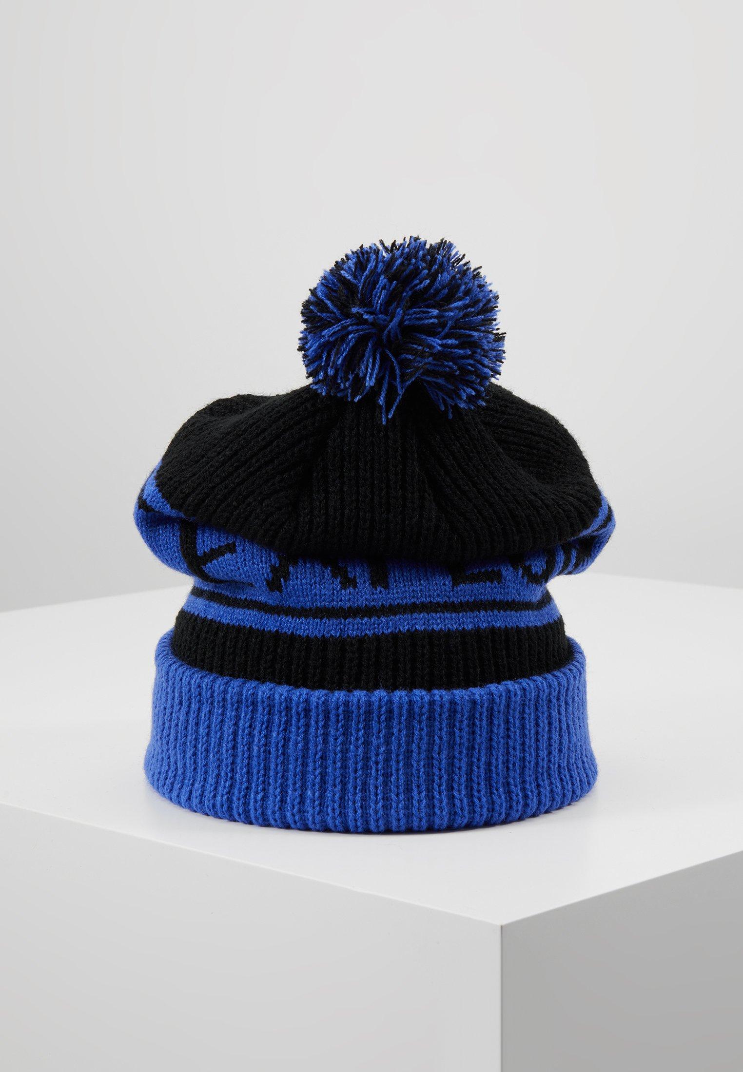 The North Face Retro Pom - Mütze Blue/black/blau
