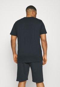 Shine Original - TEE - Print T-shirt - navy - 2