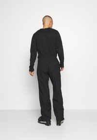 Oakley - LINED SHELL PANT - Snow pants - blackout - 2