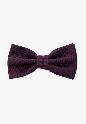 FLIEGE - Bow tie - dunkelrot