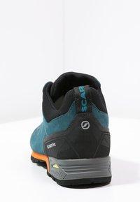 Scarpa - ZODIAC - Hiking shoes - lake blue - 3