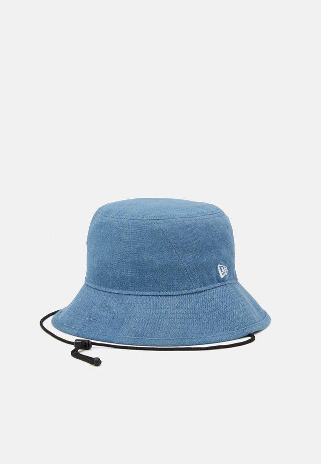 BUCKET - Cappello - light blue denim