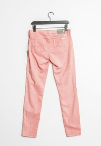 7 for all mankind - Relaxed fit jeans - pink - 1